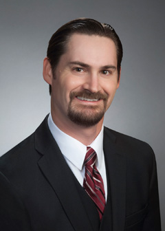 Pictured is Paul Townsend, Director of Public Policy